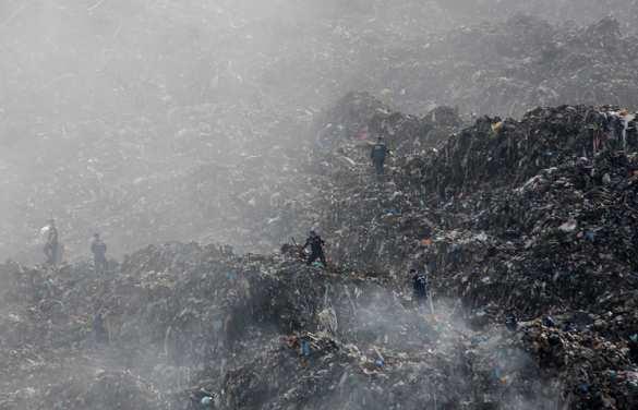 Реалити-шоу «В мире бытовых отходов»: На Грибовичской свалке установят видеокамеры