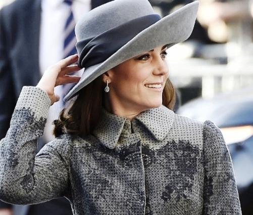 Икона стиля — образы с пальто от герцогини Кембриджской