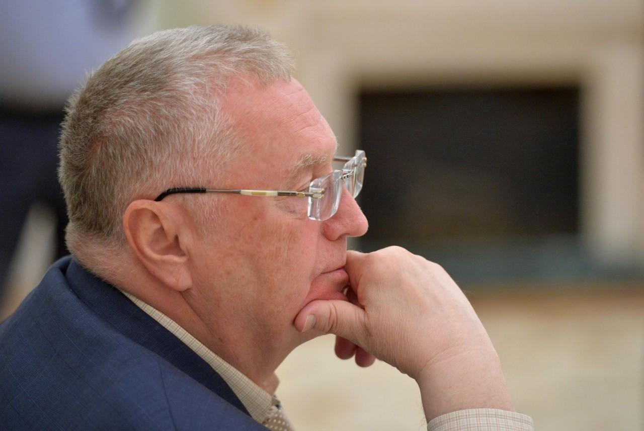 Жириновский о решении МОК: Р…