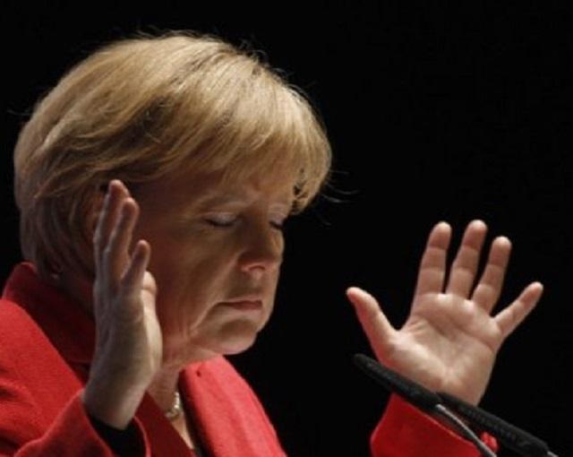 Немецкая пресса осудила канц…