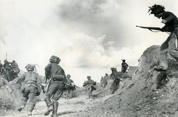 Под Волховом в 1943 году наш…