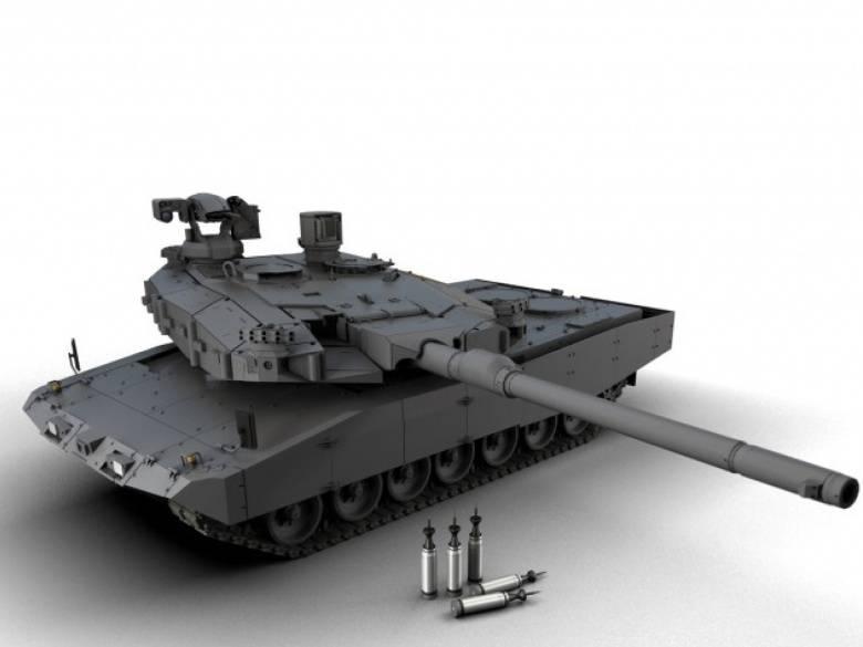 Проект CIFS. Перспективная САУ для европейских армий