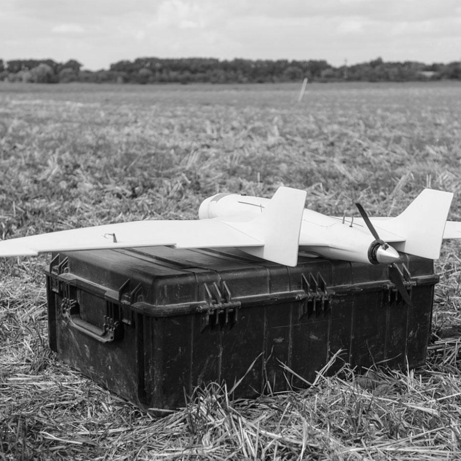 Создана система перехвата и определения местоположения спутниковых телефонов на базе мини-БЛА
