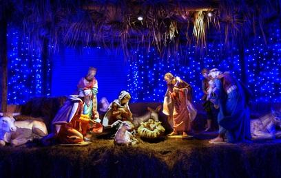 Рождество в Парке искусств МУЗЕОН