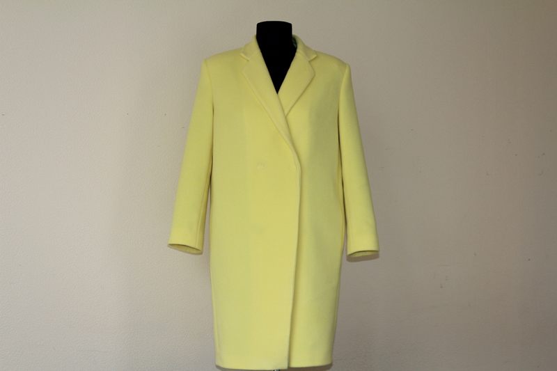 Пальто с лацканами мастер класс