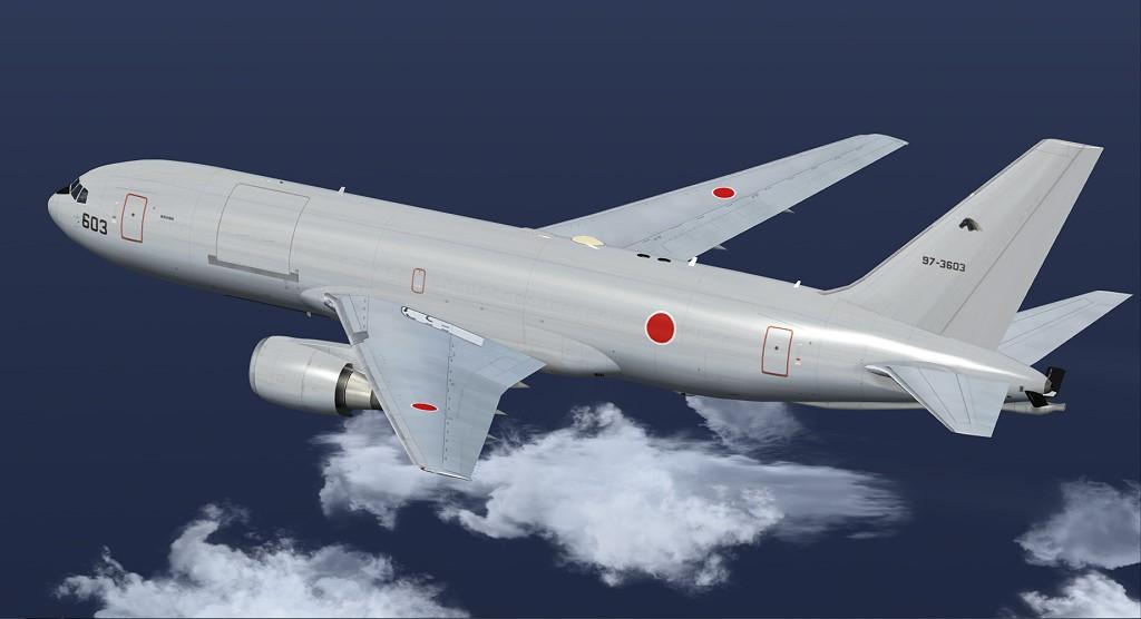 Япония приобретает четыре самолета-заправщика КС-46А