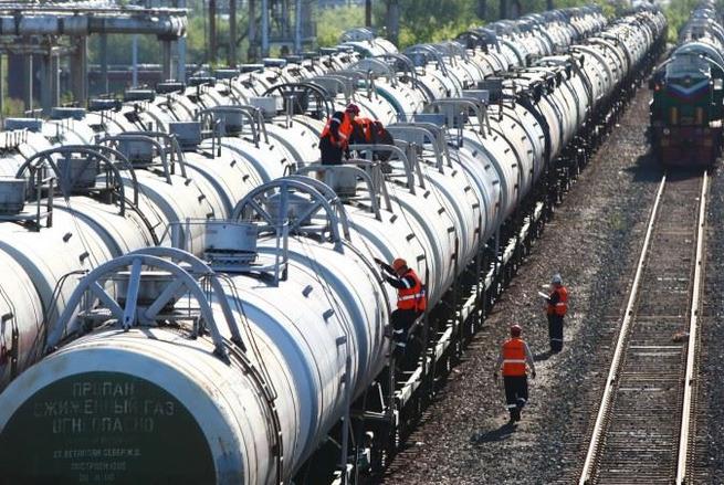 Россия прекращает поставки Украине сжиженного газа