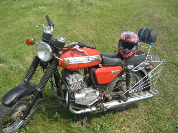 "60 лет ""Старушке"": история легендарного мотоцикла Jawa"