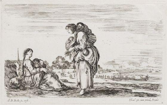 Флоренция, Италия 1649