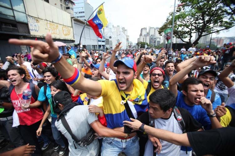 Александр Роджерс: дайджест по Венесуэле