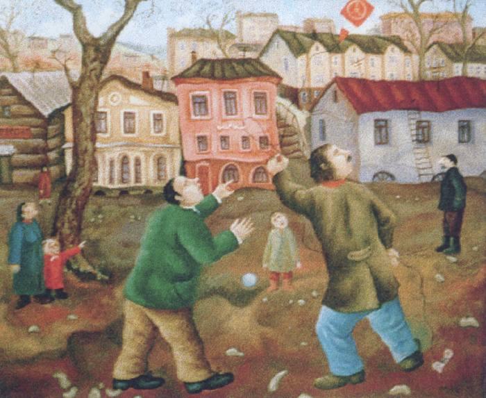Особый мир. Марк Макаров