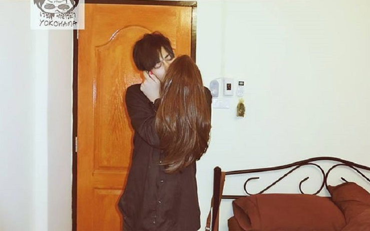 Инструкция: как фотографироваться с любимой девушкой, если у вас ее нет