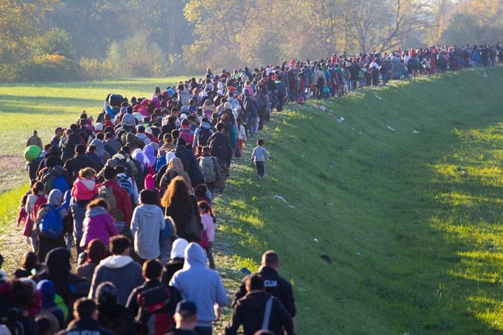 США используют миграцию для …