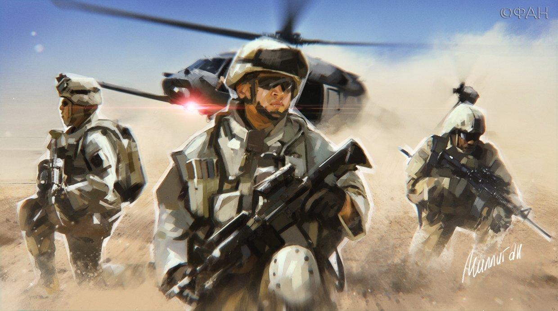 СМИ предрекли банкротство США из-за растущих расходов на армию