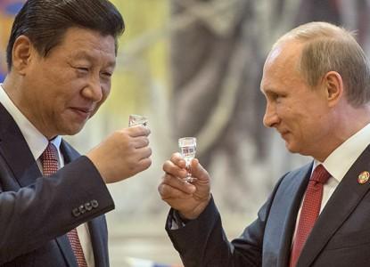 Си Цзиньпин Путин