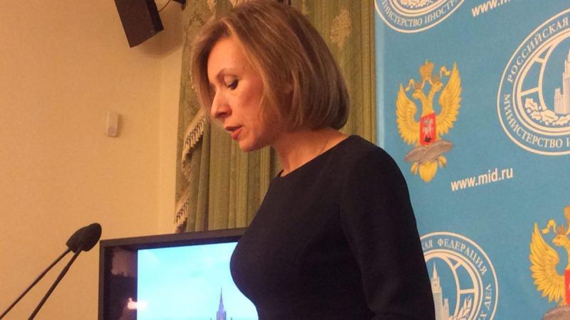 Захарова рассказала, как СМИ нанесли «удар по нацбезопасности США»