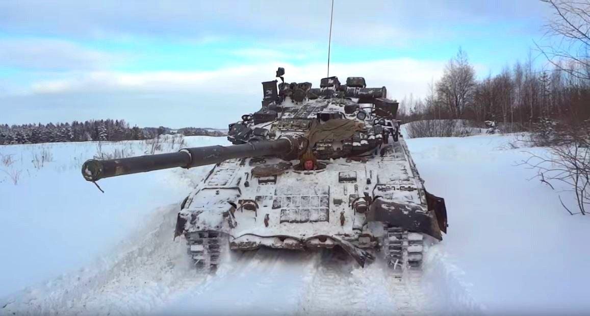 ВМС Украины планируют оснастить «бригаду будущего» советскими БТР и танками Т-80