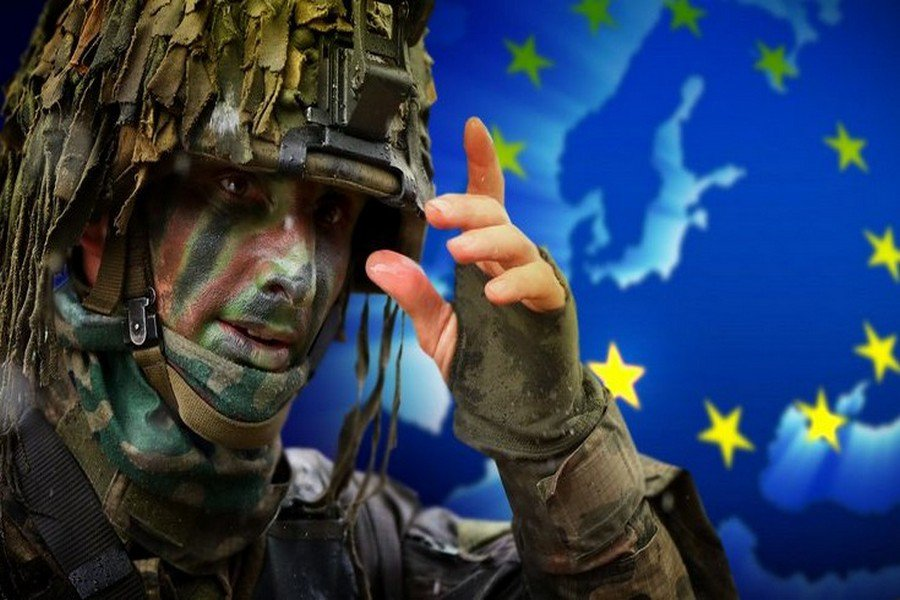 Европа - никаких друзей для России!