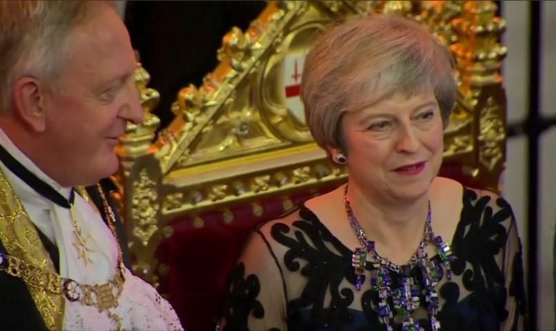 Мэй: переговоры по Brexit перешли к завершающей стадии