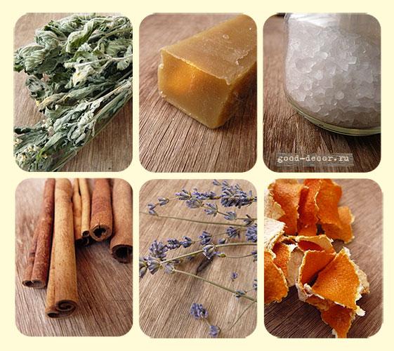 Как сделать саше с эфирным маслом