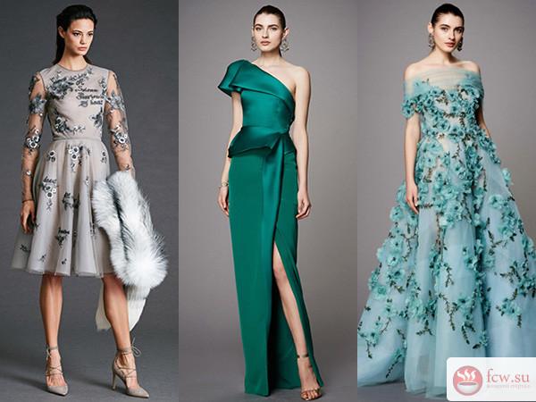 Турецкие платья 2017-2018 новинки