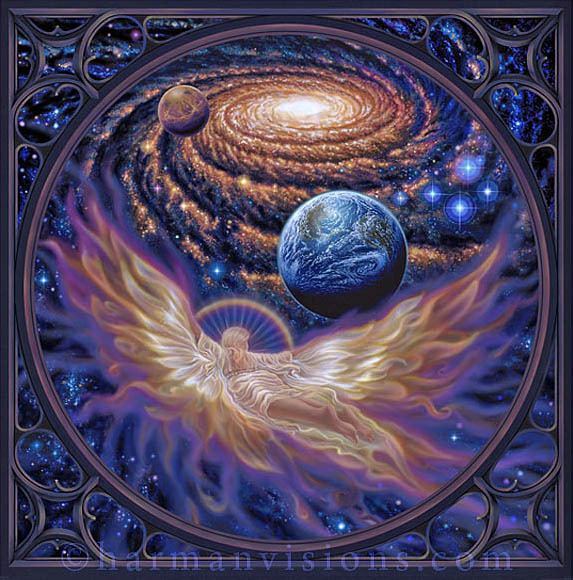 Часть I Центральная Вселенная и Сверхвселенные №1
