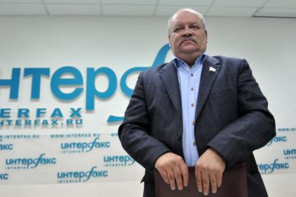 Депутат Игорь Зотов