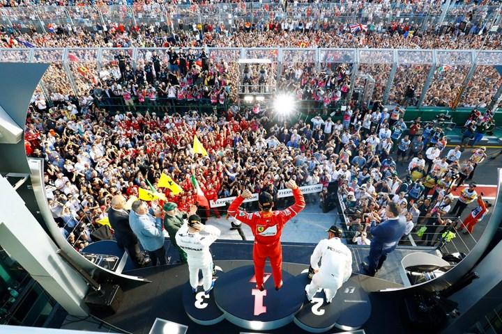 Формула 1: новый сезон стартовал.