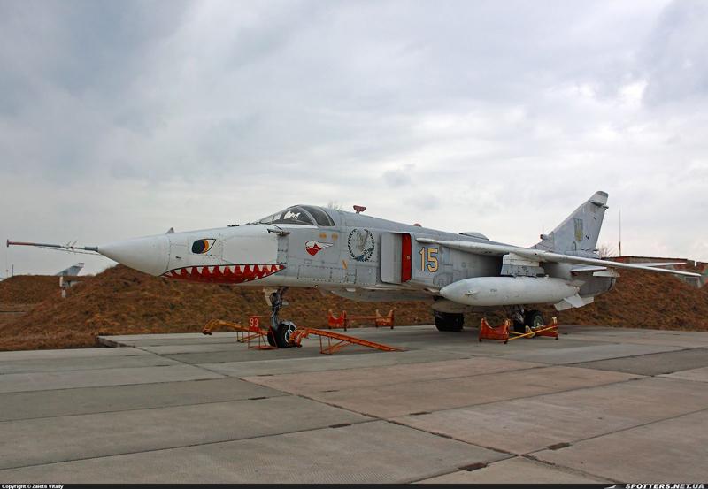 Su-24 N15-001