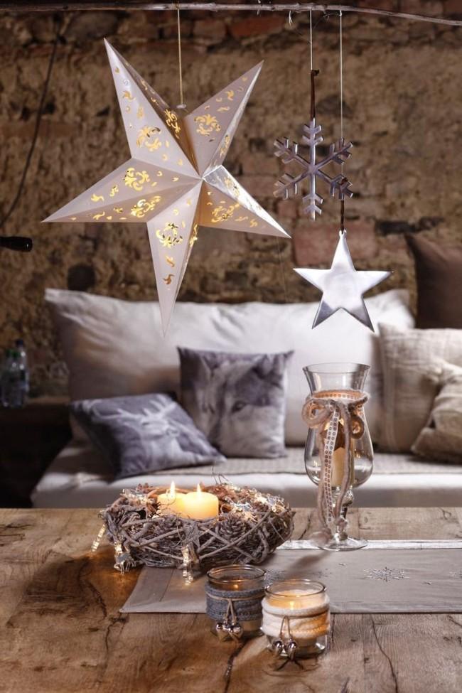 90+ идей как оформить дом к Новому году 2018: ярко, стильно и креативно!