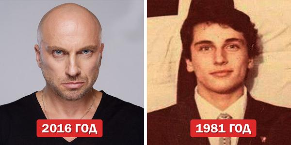 14 звёзд, которые были абсолютно другими до их знаменитости! Российские знаменитости, которые в юности выглядели абсолютно по-другому