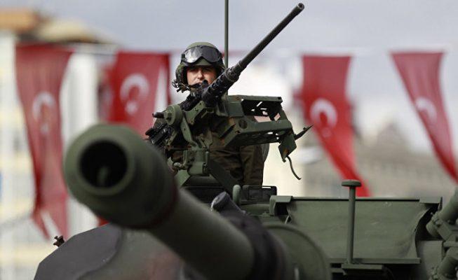 Турки хотят подвинуть Россию…