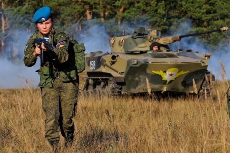 Мир спасет красота русского оружия