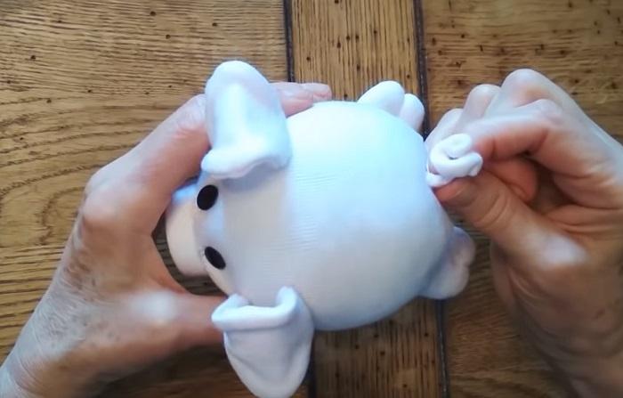 игрушка-свинка