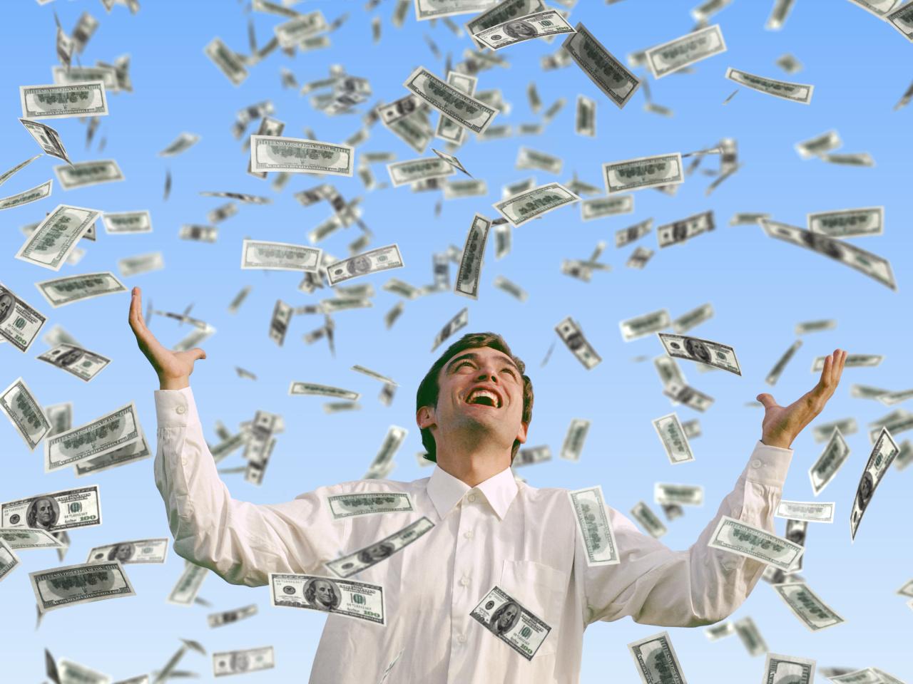 В Москве неисправный банкомат выдал безработному полмиллиона рублей