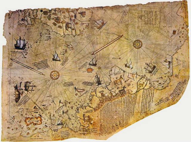 Загадка знаменитой карты Пири Реиса  — так кто картографировал Антарктику 6000 лет назад?