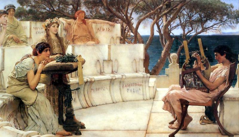 Кем же на самом деле были древнегреческие гетеры