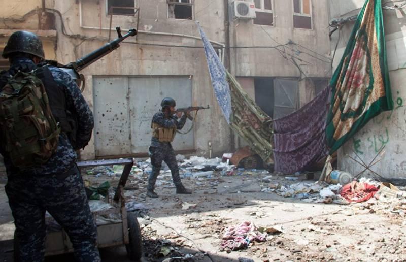 С февраля в Мосуле уничтожено более 1,3 тыс. боевиков