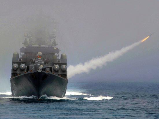В Азовском море произошел бой между украинским флотом и ополченцами
