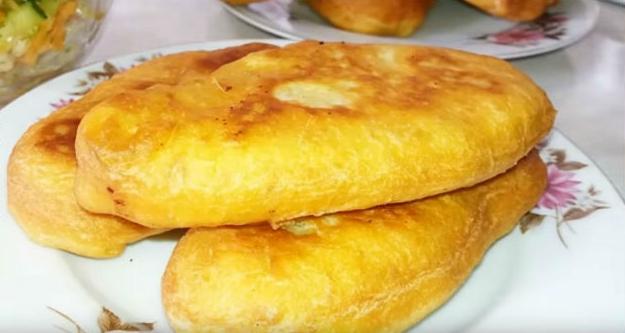 Пирожки на кефире, которые нравятся всем