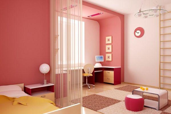 зонирование детской комнаты фото 4