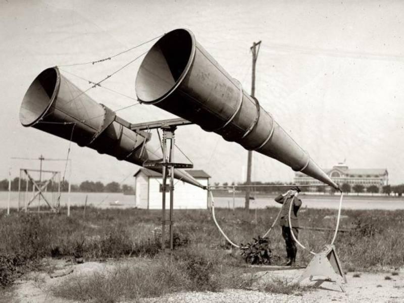 Из истории развития артиллерийской акустики. Ч. 3