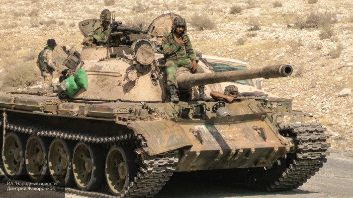 Один «джихад-мобиль» боевиков прорвал оборону сирийской армии в Деръа