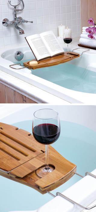 Подставка для бокала вина.