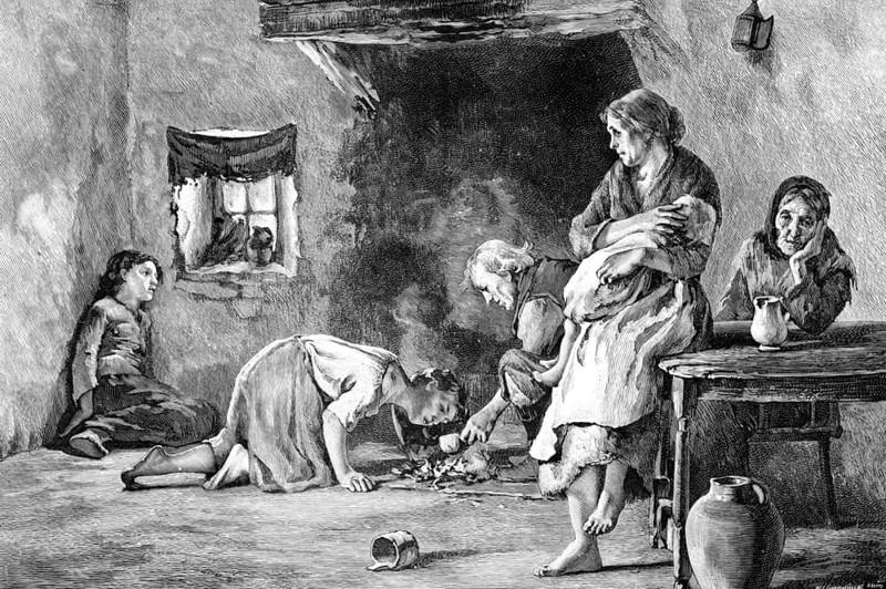 14. Ужасные условия жизни и...смерти Георгианская эпоха, англия, британия, великобритания
