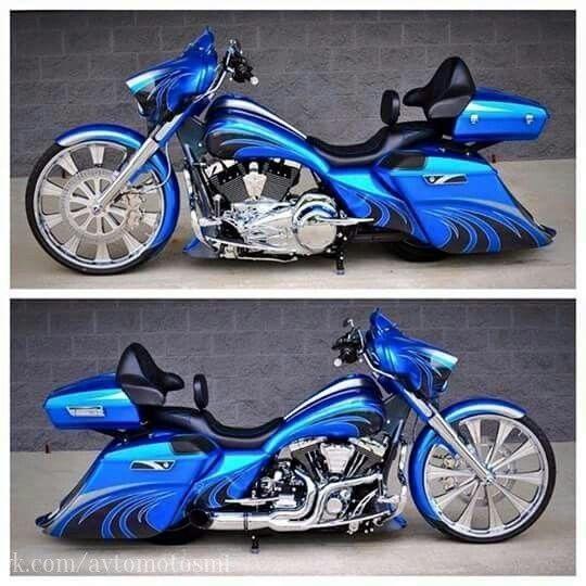 Road Glide Bagger!