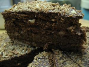 Шоколадный торт «Вкус детства»