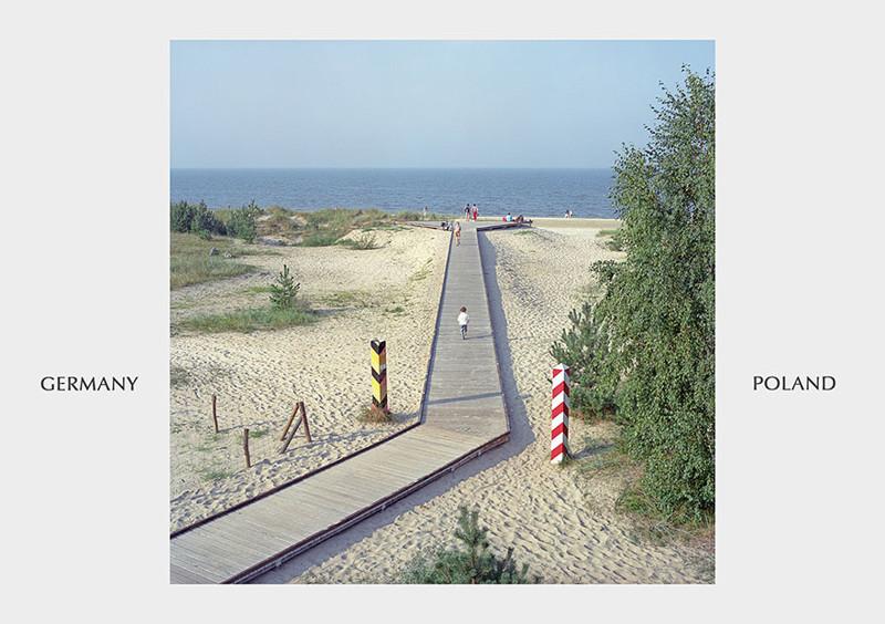 Германия - Польша граница, страна