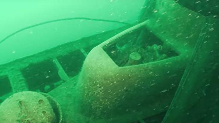 «Потерянный флот Гитлера» обнаружили в Черном море