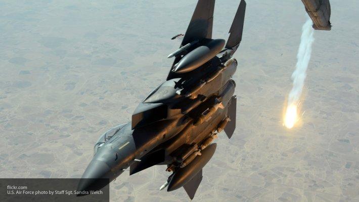 Эксперт о слабостях лазерного «оружия» для F-15 ВВС США: вооружением это трудно назвать